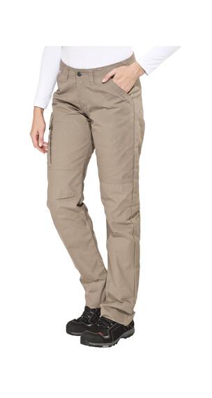 Lundhags Viken RL - Pantalon Femme - beige